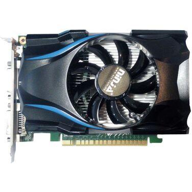 Видеокарта 4Gb Ninja GeForce GT730 NT73SEU43F/NT73NPU43F, DDR3 (DVI+HDMI+CRT) RTL