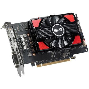 Видеокарта 4Gb Asus AMD Radeon RX 550 GDDR5 (RX550-4G) RTL