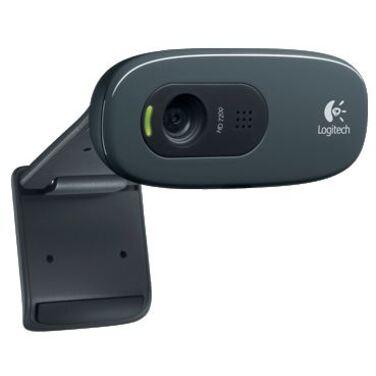 Веб-камера Logitech C270 RET (960-000636)